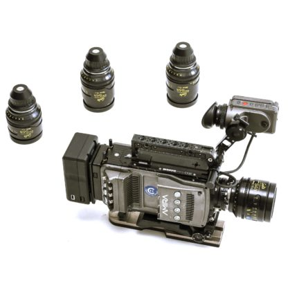 ARRI Amire and Cooke mini S4i kit hire