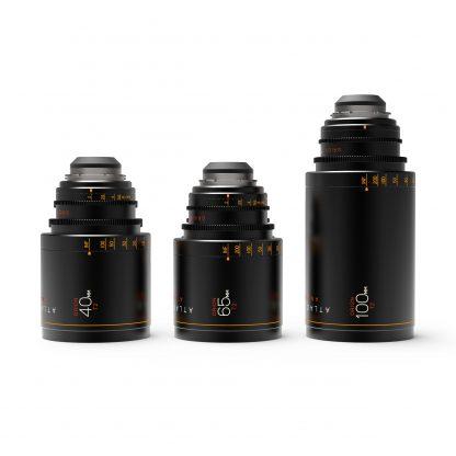 Atlas Orion Anamorphic Lens Kit - The Front Element 114mm