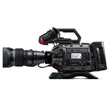 Blackmagic URSA mini Pro 4.6K G2 - Rent a cam Rentacam