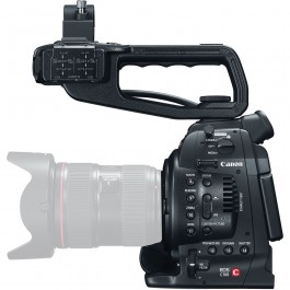 Canon C100 Cinema Camera
