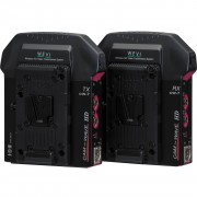 IDX CW-7 Uncompressed Wireless HD:SD-SDI Transmission System (V-Mount)