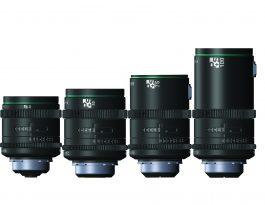 P&S Technik Evolution 2x KOWA Anamorphic lens hire