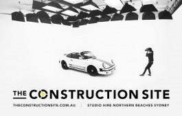 Studio - The Construction Site