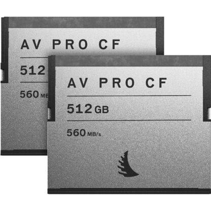Angelbird 512Gb CFast 2.0 Match Pack 1Tb