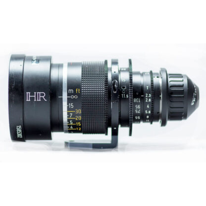 Angenieux 11.5-138mm T2.3 HR Super-16 Cinema Zoom Lens