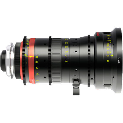 Angenieux Optimo 28-76 Lens Hire