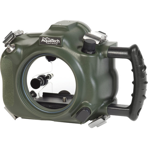 Underwater Housing for Canon 5d mark ii Aqua Tech DC-5 V2 Sports