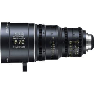 ARRI Alura 18-80mm T2.6 Studio Cinema Zoom Lens
