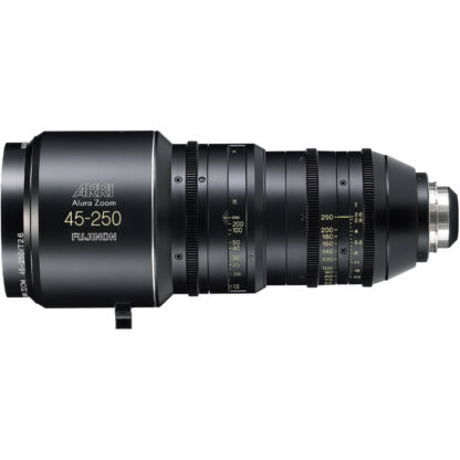 ARRI Alura 45-250mm T2.6 Cinema Zoom Lens