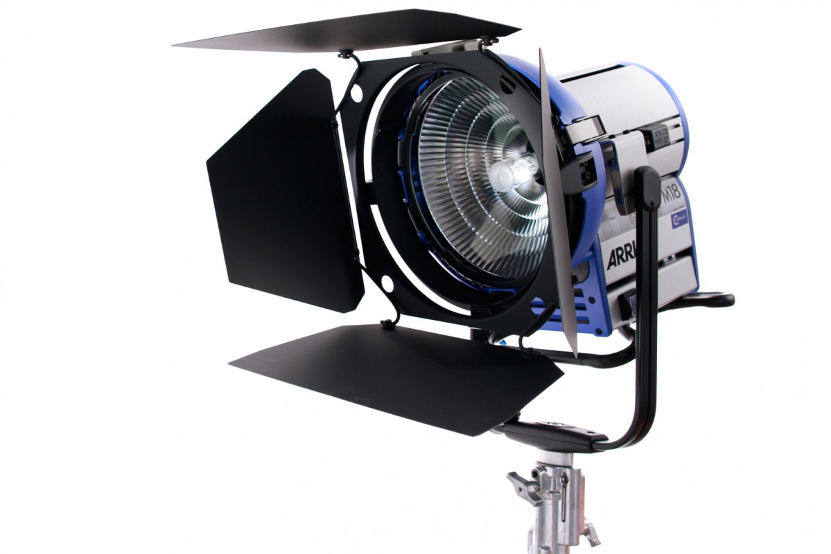 Arri M18 HMI light
