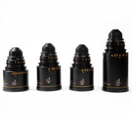 Atlas Orion 2x Anamorphic 4-lens Kit 32 40 65 100