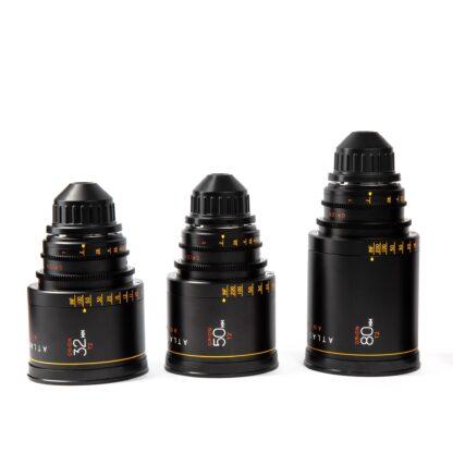 Atlas Orion B-Set Anamorphic Lens Kit