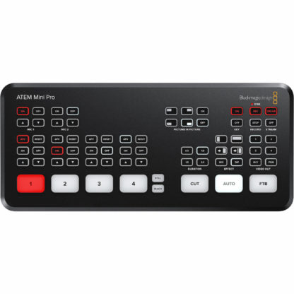 Blackmagic Design ATEM Mini Pro Hire