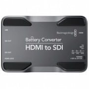 Blackmagic Design HDMI-SDI Battery Converter