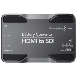 HDMI to SDI Converter Hire Rental Sydney Australia Blackmagic Design HDSDI