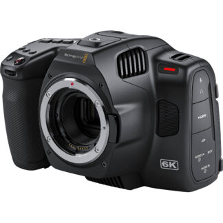 Blackmagic Pocket 6K Pro Cinema Camera