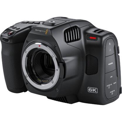 Blackmagic Pocket 6K Pro Cinema Camera
