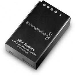 Blackmagic EN-EL20 Battery