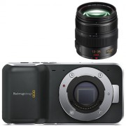 Blackmagic Pocket Camera Lens Kit