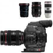 Canon C300 Production Kit