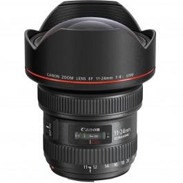 Canon 11-24mm f/4L lens hire