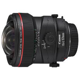 Canon 17mm TS-E Tilt Shift Lens