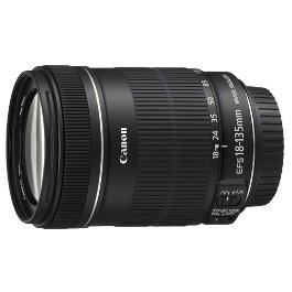 Canon 18-135mm f3.5-5.6 IS Lens Hire Rental Sydney