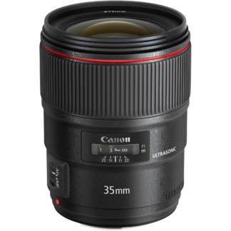 Canon 35mm f1.4 II