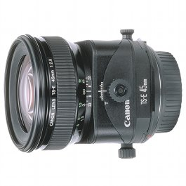 Canon 45mm Tilt Shift Lens Hire Rental Sydney f2.8 TS-E