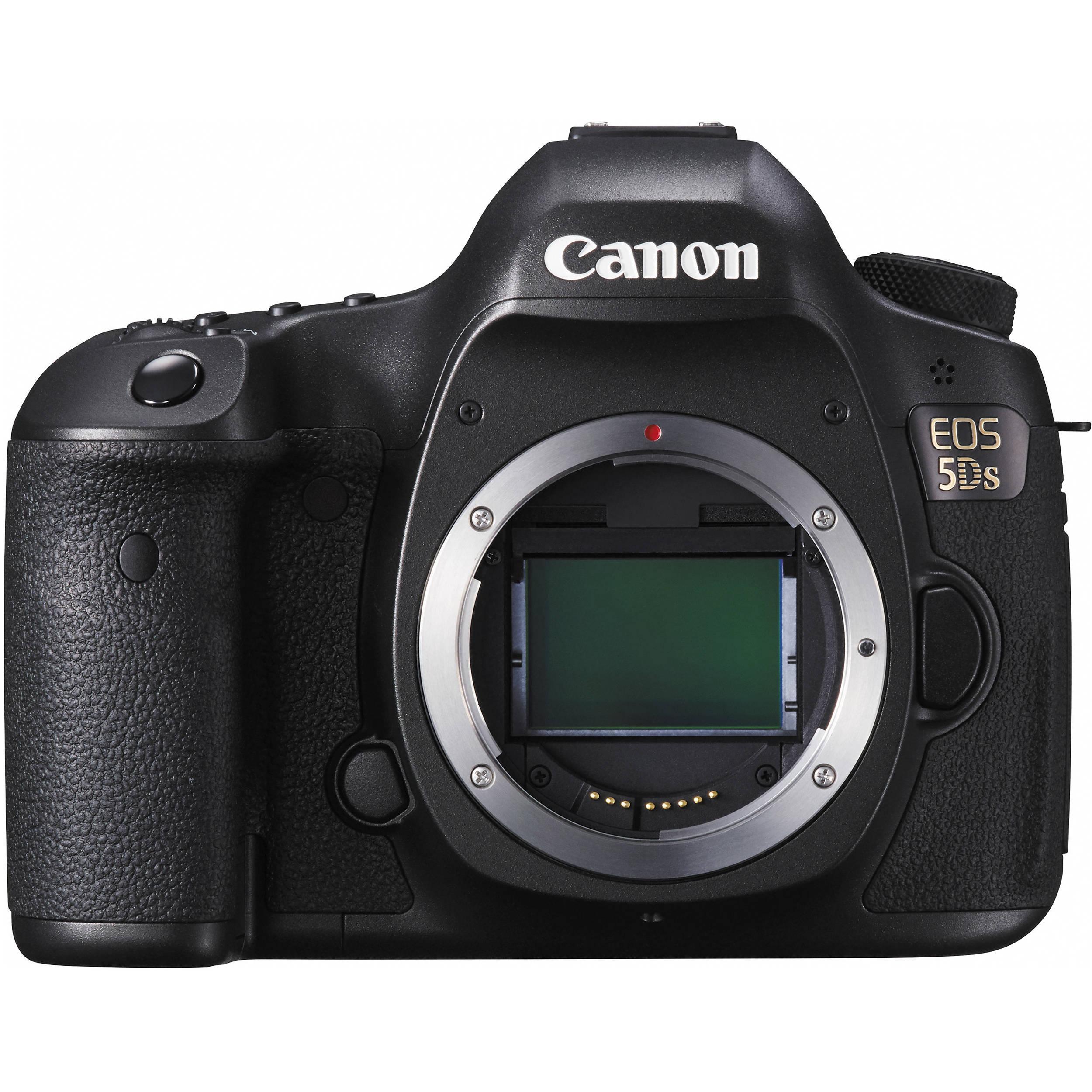 Canon 5ds camera hire