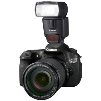 Canon 60d 17-55mm 430ex ii kit