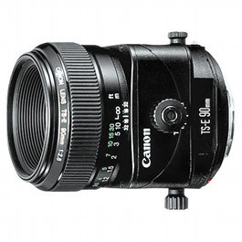 Canon 90mm Tilt Shift Lens Hire Rental Sydney f2.8 TS-E
