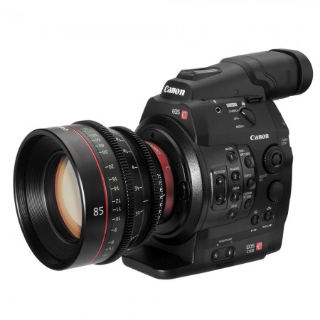 Canon C300 Cinema Camera