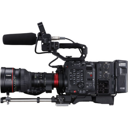 Canon C300 mark III Camera Hire