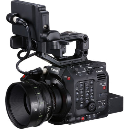 Canon C300 mark III Cinema Camera
