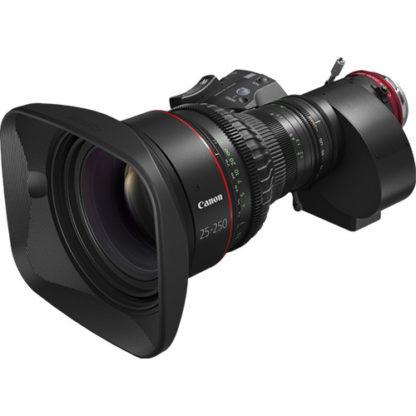 Canon CN10×25 25-250mm Cine Servo Zoom Lens
