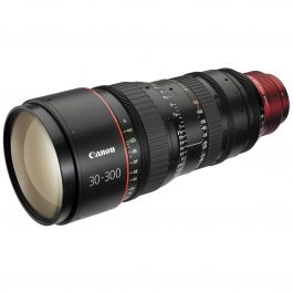 Canon CN-E 30-300mm Pl-Mount Zoom Lens