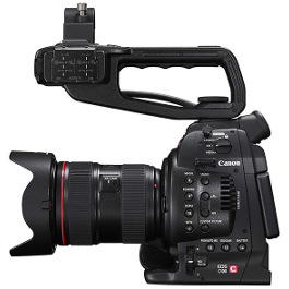 Canon C100 Cinema Camera Hire Rental Sydney C300