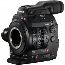 Canon EOS C300 Mark II 4K Digital Cinema Camera