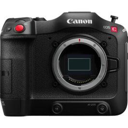 Canon EOS C70 Digital Cinema Camera