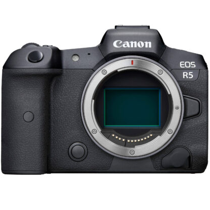 Canon EOS-R5 Mirrorless Camera