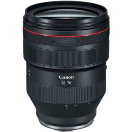 Canon RF 28-70mm f2L lens