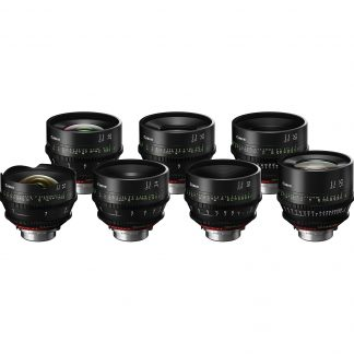 Canon Sumire Prime Lenses