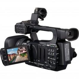 Canon XF105 Rear
