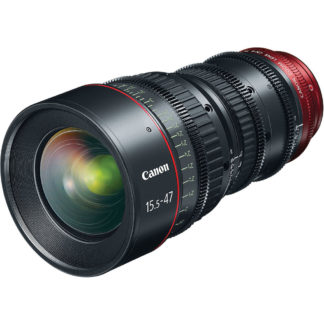 Canon 15.5-47mm CN-E