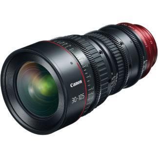 Canon CN-E 30-105mm Lens