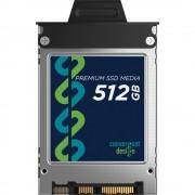 "Convergent Design 512GB 2.5"" SSD"