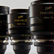 Cooke Panchro Classic Lens Kit