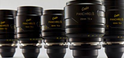 Cooke Panchro Classic Lens Hire