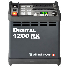 Elinchrom 1200 RX Power Pack Flash Lighting Hire Rental Sydney